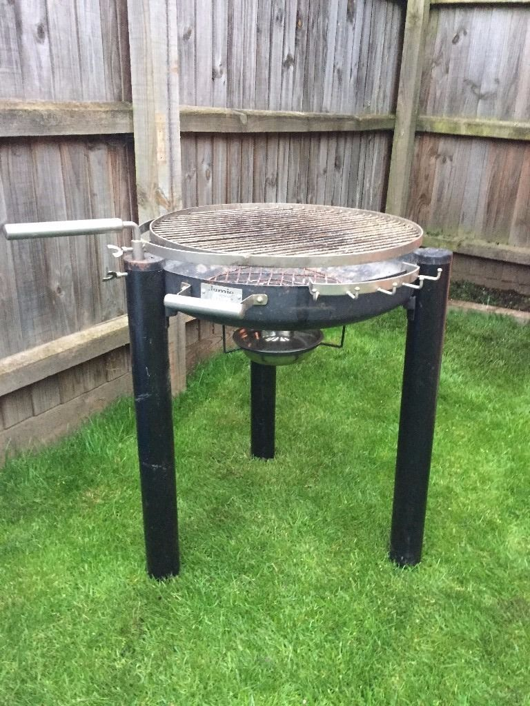 massive jamie oliver top turn grill for hire.